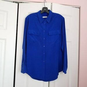 Equipment signature blouse